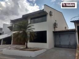 Sobrado com 4 dormitórios para alugar, 289 m² por r$ 3.520/mês - plano diretor sul - palma