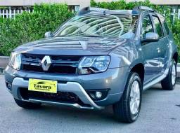 Duster 1.6 2016 Dynamique Top c/ couro e MediaNav! EXTRA TOP!!! - 2016