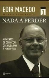 Livro NADA A PERDER 1