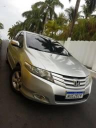 Honda city 1.5 automático - 2010