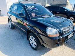 Hyundai tucson 2008/2009 2.7 mpfi gls 24v 175cv 4wd gasolina 4p automático - 2009