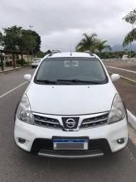 Nissan Livina 2014 X-GEAR SL 1.8 Automática Flex Completa - 2014