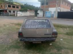 Caravan comodoro 83