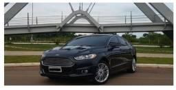 Ford Fusion Titanium Fwd 2.0 Ecoboost + Teto Solar baixa km - 2014