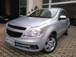 GM - Chevrolet Agile LTZ 1.4 - 2012