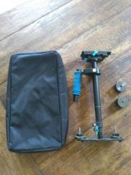 Estabilizador câmera DSLR Steadycam
