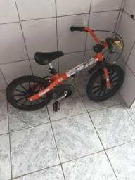 Bicicleta Nathor aro 16