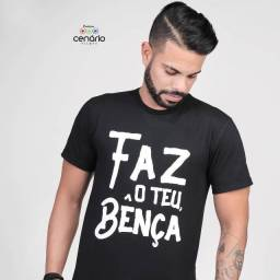 Camiseta Faz o teu bença personalizada comprar usado  Olinda