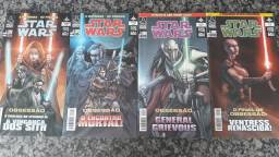 Revistas Star Wars Obsessão