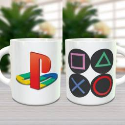 Caneca game Playstation