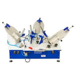 Máquina para aplicar tags automatica