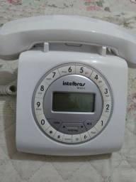 Telefone retro intelbras
