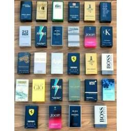 Kit para revendedor de perfumes importados