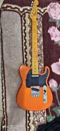 Guitarra Tagima tw55 Woodstock laranja