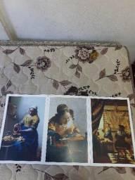 Título do anúncio: Coleção Telas Famosas de Vermeer