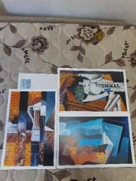 Título do anúncio: Coleção Telas Famosas de Juan Gris