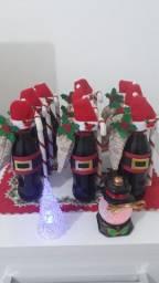 Presente Natalalino Mini coca-cola