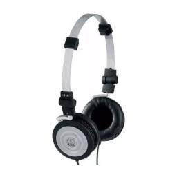 Fone de ouvido akg k414p proficional dobravelzero nfs troco ou parcelo