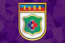 Material em direção a ESA
