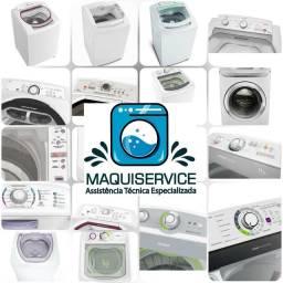 Assistência Máquina de Lavar