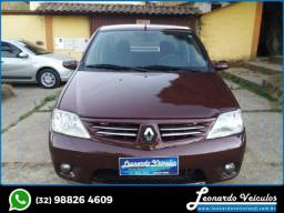LOGAN 2008/2009 1.6 PRIVILÈGE 16V FLEX 4P MANUAL