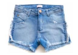 Short jeans juvenil