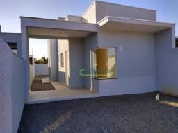 Casa Geminada com 2 dormitórios à venda, 56 m² por R$ 157.000 - Barra Velha/SC