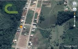 Terreno à venda, 316 m² por R$ 130.000 - Nossa Senhora de Fatima - Penha/SC
