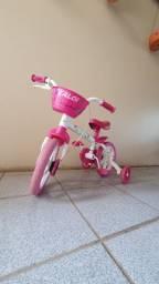 Bicicleta caloi cecizinha
