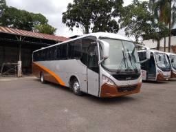 Ônibus Mercedes Benz rodoviário motor dianteiro