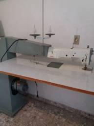 Máquina de costurar acolchoados
