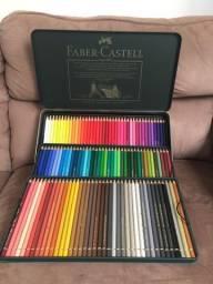 Faber Castell Lápis De Cor Polychromos 120 (sem Uso) comprar usado  Belo Horizonte