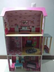 Casinha de Bonecas  03 andares.