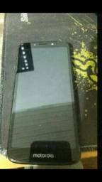 Moto E5 Play com Biometria.