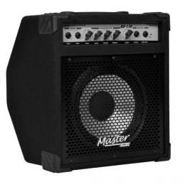 "Vendo ou troco: Cubo para Baixo 60 Watts Falante 10"""" BX 1.10 - Master Áudio"