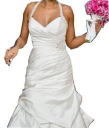 Vestido De Noiva Luxuoso Pronovias Off-white
