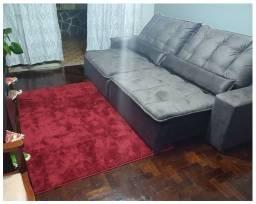 Ainda tem Black - Sofá Hellen Retrátil Reclinável (Pronta Entrega) - Só R$1.699,00