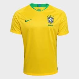 Camisa da Seleção Brasileira 2018 (Original) - NOVA