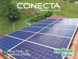 Energia Solar Intelbras Economize na fatura de energia