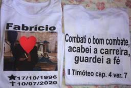 Camisetas Missa