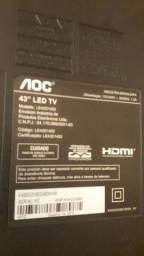 1 TV 42 polegadas