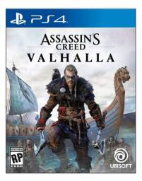 Assassin's Creed Valhalla... Versão mídia digital PARA PS4