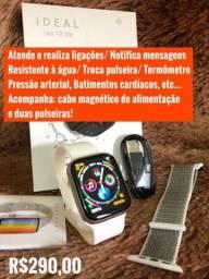 Oportunidade- Smartwatch IWO 12 Lite - Novo