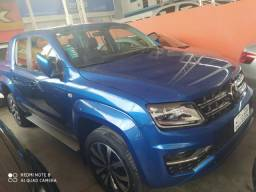 Amarok cd 4x4 hight azul