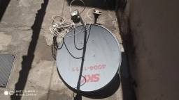 Antenas (aceita troca)