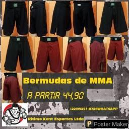 Atacado Bermudas MMA Fighter Produtos novos e embalados
