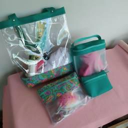 Kit bolsa verão