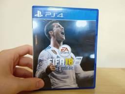 Jogo FIFA 18 - Playstation 4