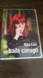 Dvd Rita Lee Baila Comigo