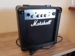 Amplificador Cubo Guitarra Marshall Mg10cf 10 Watts - 120v